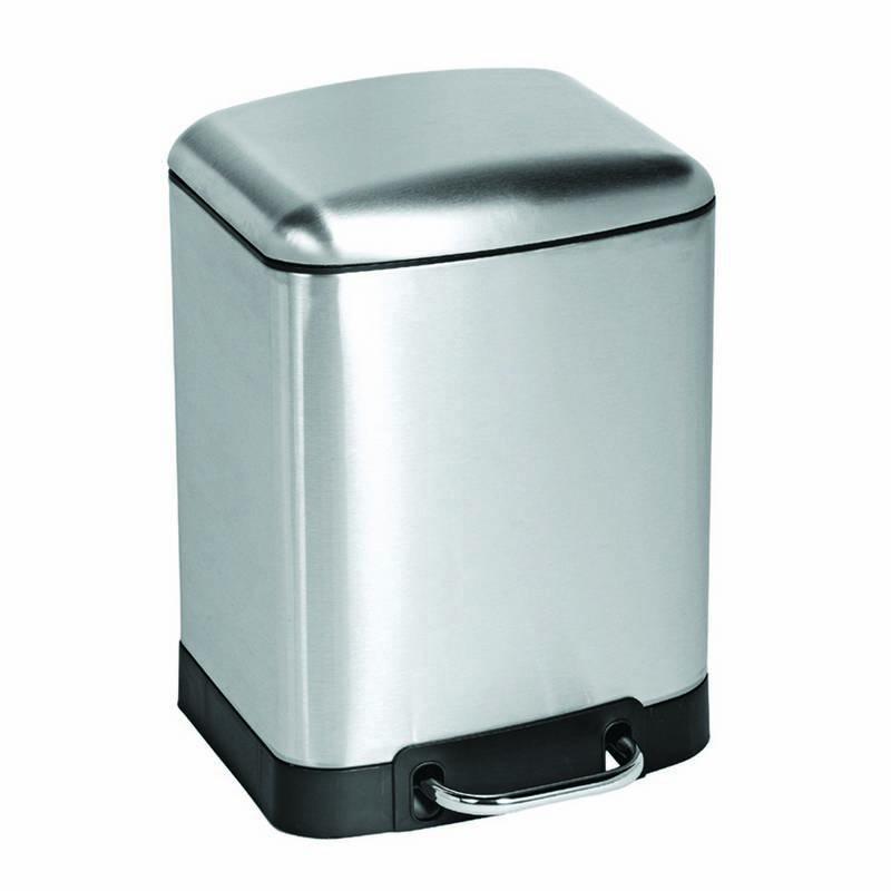 Контейнер для сміття на 6л з мікроліфтом AWD02031349