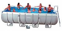 Каркасный бассейн Intex 28352 (54982) (549х274х132 см) с песочным фильтром