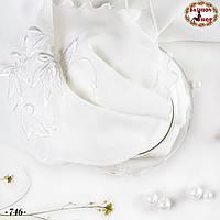 Свадебный платок Цветок