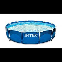 Каркасный бассейн Intex, 28210 (56994) (366*76 см)
