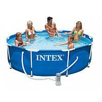 Каркасный бассейн Intex, 28200 (56997) (305*76 см)