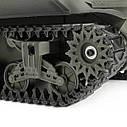 Танк на радиоуправлении HENG LONG M4A3 Sherman 3898-1, фото 9