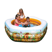 Детский надувной бассейн Intex, 57497 Дисней (191*178*61 см)