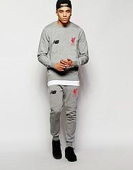 Мужской футбольный спортивный костюм New Balance