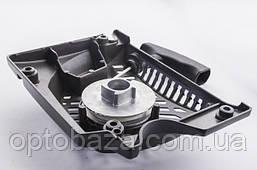 Стартер корпус металл, храповик металл (4 зацепа) для бензопил серии 4500-5200, фото 2