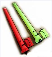 Буй для фридайвинга и подводной охоты BS Diver с поддувом от регулятора и шланга компенсатора биси дайвер