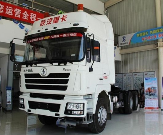 Тягач F2000 Shacman Tractor Truck 6×4