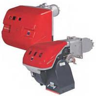 Газові двоступеневі прогресивні або модуляційні пальники серії RS/E-EV BLU