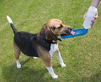 Savic АКВАБОЙ (Aqua Boy) походная поилка для собак, пластик, 0,55л (код 0269)