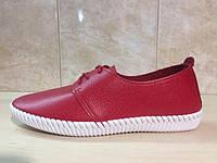 Туфли на шнурках,балетки (разные цвета) 36-41р.