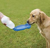 Savic АКВАБОЙ (Aqua Boy) походная поилка для собак, пластик, 0,8л