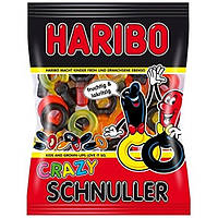 Конфеты желейные Haribo Crazy Schnuller, 200 г