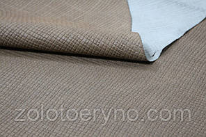 Кожа РД некрашенная принт плетенка 1,6мм 195