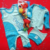 Подарочный набор для новорожденного Жирафик Minime