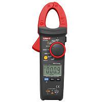 UT213A UNI-T Цифровые клещи. (А) 400A, (В) 600V, (Ω) 40MΩ, (F)100μF, (Гц) 10Гц-1МГц
