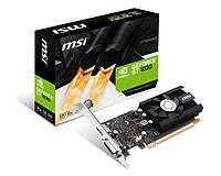 Видеокарта GeForce GT1030 OC, MSI, 2Gb DDR5, 64-bit, HDMI/DP, 1518/6008MHz, Low Profile (GT 1030 2G LP OC)
