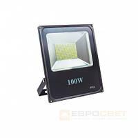 Прожектор Евросвет EVRO LIGHT ES-100-01 100W 5500Lm 6400K IP65 SMD