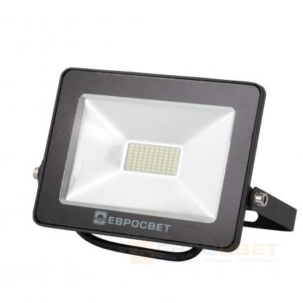 Прожектор Евросвет EVRO LIGHT EV-20-01 НМ 20W 1600Lm 6400K IP65