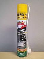 Очиститель кондиционера ATAS Plak пена (500 мл. Лимон) , фото 1