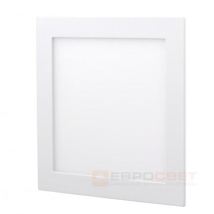Светильник точечный Евросвет LED-S-150-9 9W 6400К встраиваемый