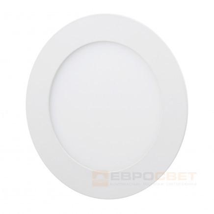 Светильник точечный LED-R-150-9 9W 6400К встраиваемый