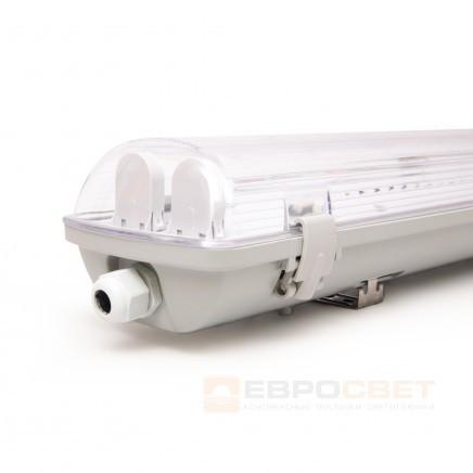 Светильник промышленный 18W с LED лампами 2*600мм 4000K IP65