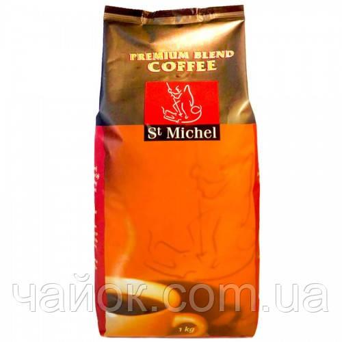 Кофе St Michel Crema 1кг  зерно
