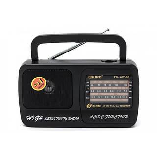 Радиоприемник KIPO KB-409(408)AC ХИТ ПРОДАЖ !!!