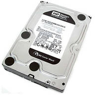 WD Накопитель HDD SATA  500GB Black 7200rpm 64MB (WD5003AZEX)