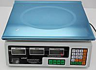Торговые электронные весы А-Плюс до 40 кг (електронні торгові ваги A-Plus)