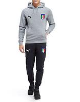 Мужской футбольный спортивный костюм Puma (люкс копия)
