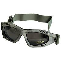 Тактические очки десанта MilTec Air Pro At-Digital 15615370