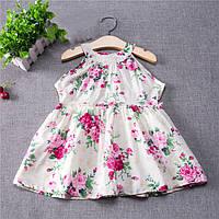 Летнее платье для девочки.