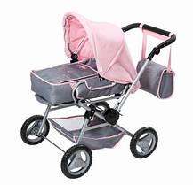 Коляска для ляльки Делюкс 3 в 1 Baby born Zapf Creation 821343