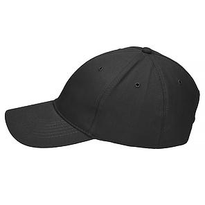 Кепка, бейсболка 100% хлопок MilTec Black 12315002, фото 2