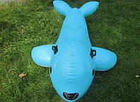 """Надувная игрушка-рейдер (плотик) Intex, 56560 """"Тюлень"""" (130*62 см)"""