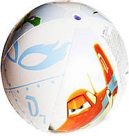 """Надувной мяч """"Самолёты"""" Intex 58058 (61 см.)"""