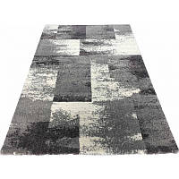 Ковер Microfiber Loft Shaggy 2870A white/light grey