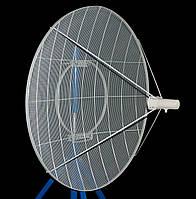 Антенна ASPD-5.3-33 антенна параболическая сетчатая с двойной поляризацией