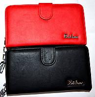 Женский стильный кошелек Eslee на змейке (2 цвета)