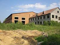 Промышленные помещения, бывший кирпичный завод