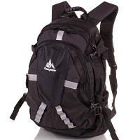 Рюкзак 25 л Onepolar 1017 чёрный, фото 1