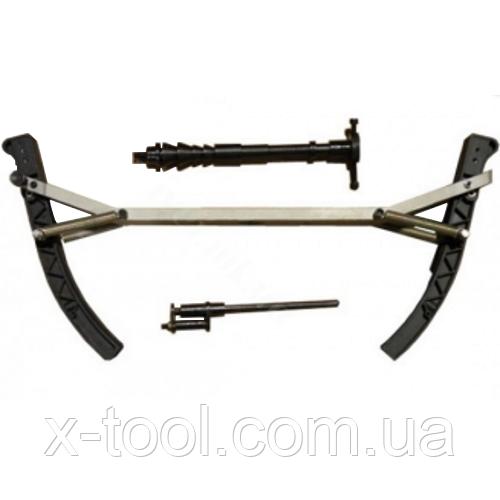 Комплект переходников для балансировки колёс мотоциклов с подшипником в ступице BRIGHT MJ-II (Китай)