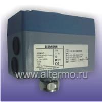 Электромоторный привод Siemens SQS35.00