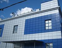 Алюминиевая композитная панель 1,25*5,8 (7,25 м2) 3 мм Графит