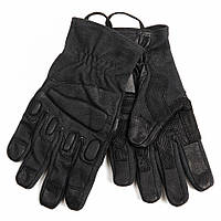 Тактические перчатки stealth special ops tactical gloves (кожа+кевлар). НОВЫЕ.