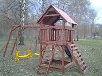 Детские площадки городки на участке недорого МАКСИ 2