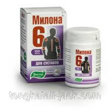 Мілона-6 N100 від захворювання суглобів