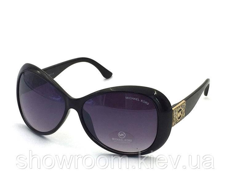 Женские солнцезащитные очки в стиле Michael Kors (2913) black