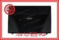 Крышка матрицы (задняя часть) Acer Aspire V3-531G, V3-551G V3-571G AP0N7000C00 Черный